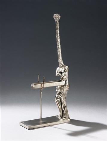 vénus à la girafe by salvador dalí