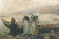 après la pêche by h.d. lemaitre