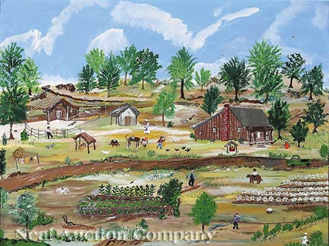 working the farm by sarah albritton