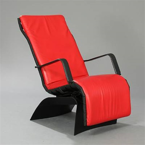 antropovarius easy chair by porsche design co
