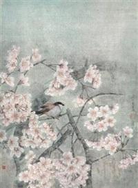 花鸟 by jiang hongwei
