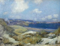 carbis bay, cornwall by guy kortright