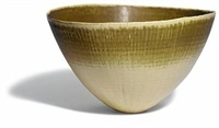 large delicate bowl by tove anderberg