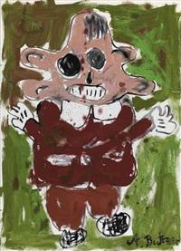 untitled (schande-mann) by andré butzer