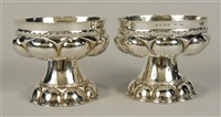 compotes (pair) by s. blanckensee & son