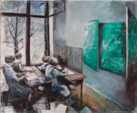 test (kassenzimer) by simone lucas