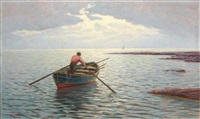 pescatore by renuccio renucci