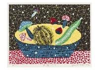 fruits by yayoi kusama