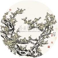 白梅 by lin fan