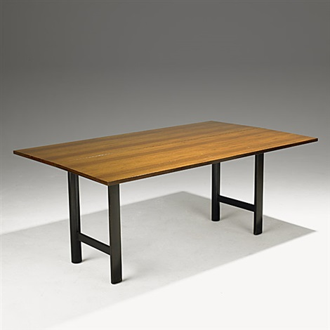 consoledining table w folding top by edward wormley on artnet. Black Bedroom Furniture Sets. Home Design Ideas