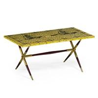 palazzo coffee table by piero fornasetti