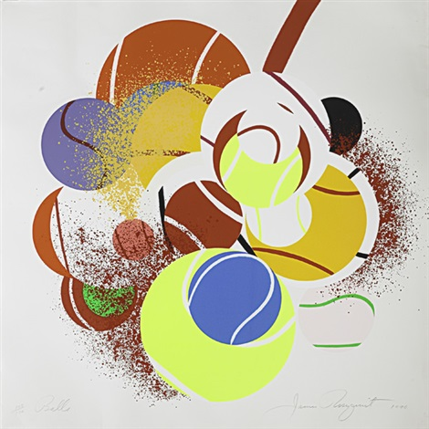 balls by james rosenquist