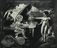 calasandra og rosenkavaleren by thomas arnel