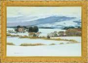 雪の高原 by shoichiro nushi