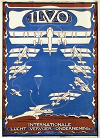 ilvo int. lucht-en vervoer-onderneming by annie spier