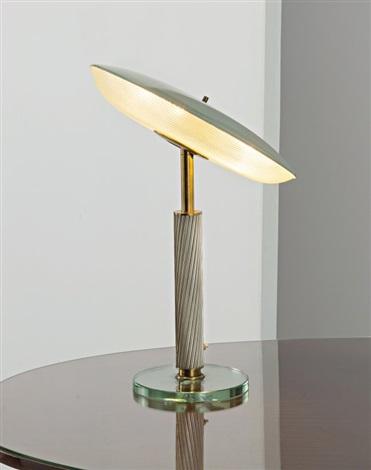 Lampada Da Tavolo By Pietro Chiesa On Artnet