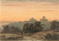 palazzo chigi, ariccia by julius zielke