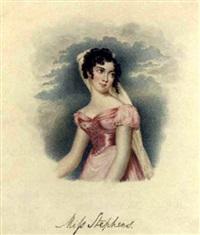 miss stephens: girl wearing pink (+ 24 others, incl. 2 oil paintings; 25 works) by george lethbridge saunders