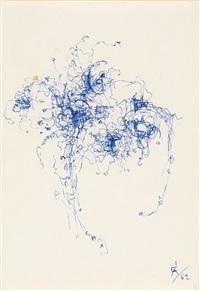 ohne titel (2 works) by rolf cavael
