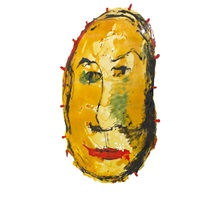 self-portrait skin by gaetano pesce