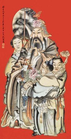 吉星高照 by qian xiong