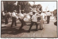 the new orleans, backbeat, mt. moriah missionary baptist church annual parade by michael p. smith