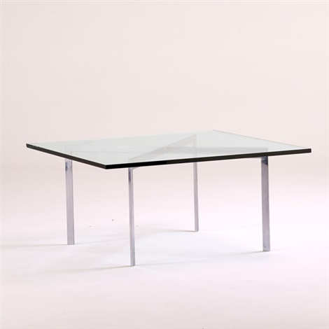 Barcelona Coffee Table New York By Ludwig Mies Van Der Rohe On Artnet