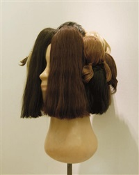 wig head by edward lipski