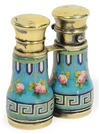 double scent bottle by sampson mordan & co.