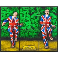 nettle dance by gilbert and george