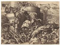 die einnahme von cartagena by georg pencz