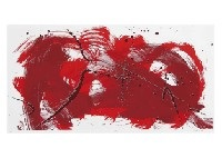 swallow (+ 4 others; set of 5) by kazuo shiraga