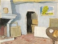 provenzalische bauernstube by hans olde