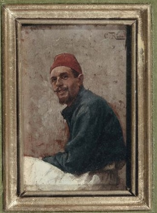 figura maschile by giulio rosati