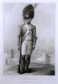 a grenadier by henry william bunbury