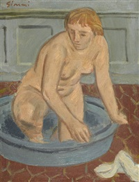nu au tub by wilhelm gimmi