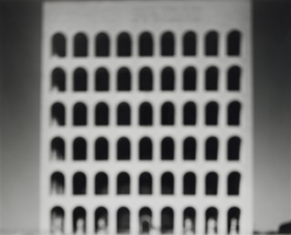 eur palazzo della civiltà by hiroshi sugimoto