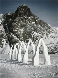 Andy Goldsworthy Ice Arch 86877 | MOVIEWEB