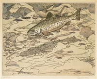 trout by neil welliver