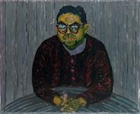 portrait des bürgermeisters wegener von daisendorf by eleonore frey-hanken