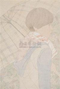 小洋伞 by deng xianxian