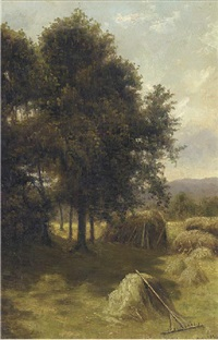 haymaking by a.m. macdonald