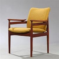 armchair by finn juhl