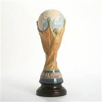fifa cup by silvio gazzaniga