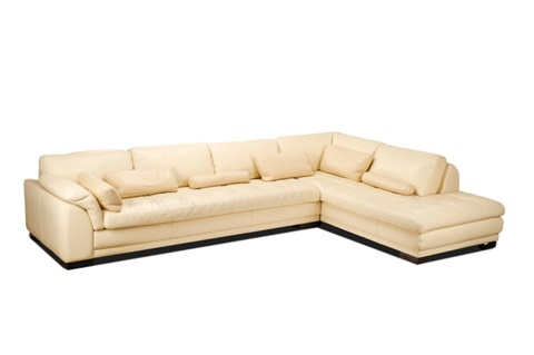 Prime Cream Leather L Sectional Sofa By Roche Bobois On Artnet Ocoug Best Dining Table And Chair Ideas Images Ocougorg