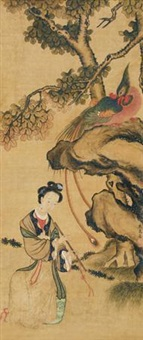 吹箫引凤 by jiao bingzhen