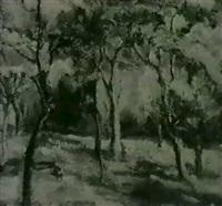 landschaft by jakob ritzmann