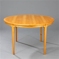 chinese table by niels roth andersen