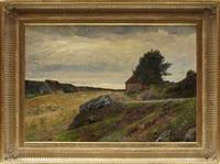 sydsvenskt landskap by olof krumlinde