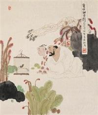 夏日细语图 by ma weichi